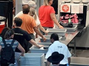 Il controllo agli imbarchi degli aeroporti (questo sconosciuto)...